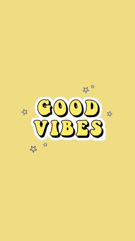 Good vibes wallpaper yellow 57 super ideas in 2020 Good