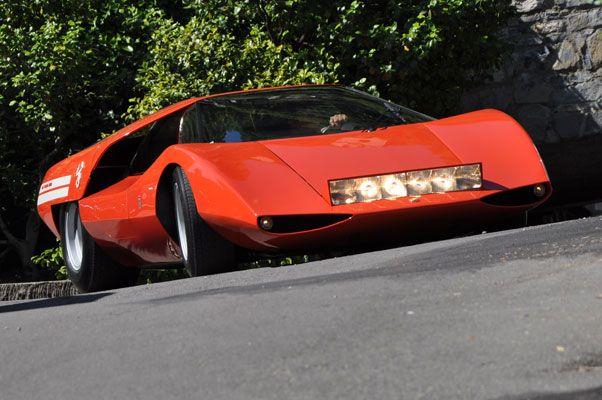 #Fiat 2000 #Abarth Scorpione @fiatontheweb @fiatusa @fiatspa @abarthuk @teamabarth