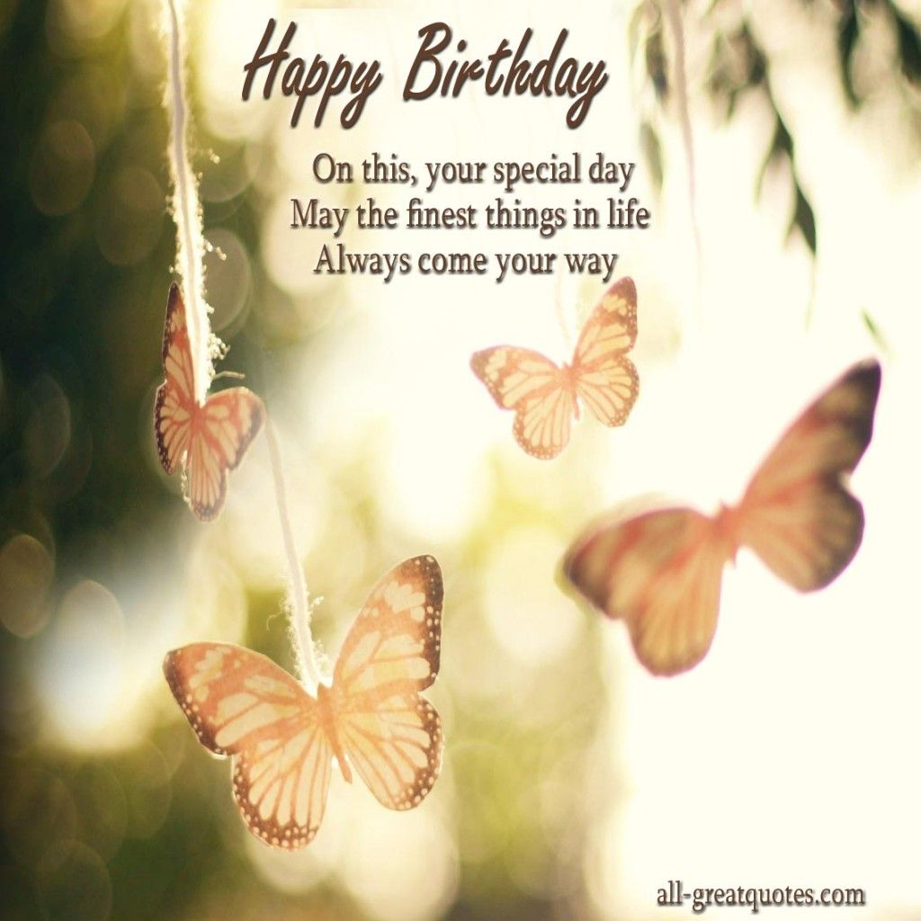 Best Happy Birthday Wishes Pinterest Happy Birthday Poem And