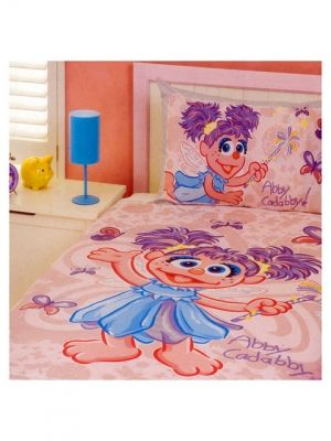 Abby Cadabby Bedding Quilt Cover Set Wish This Was