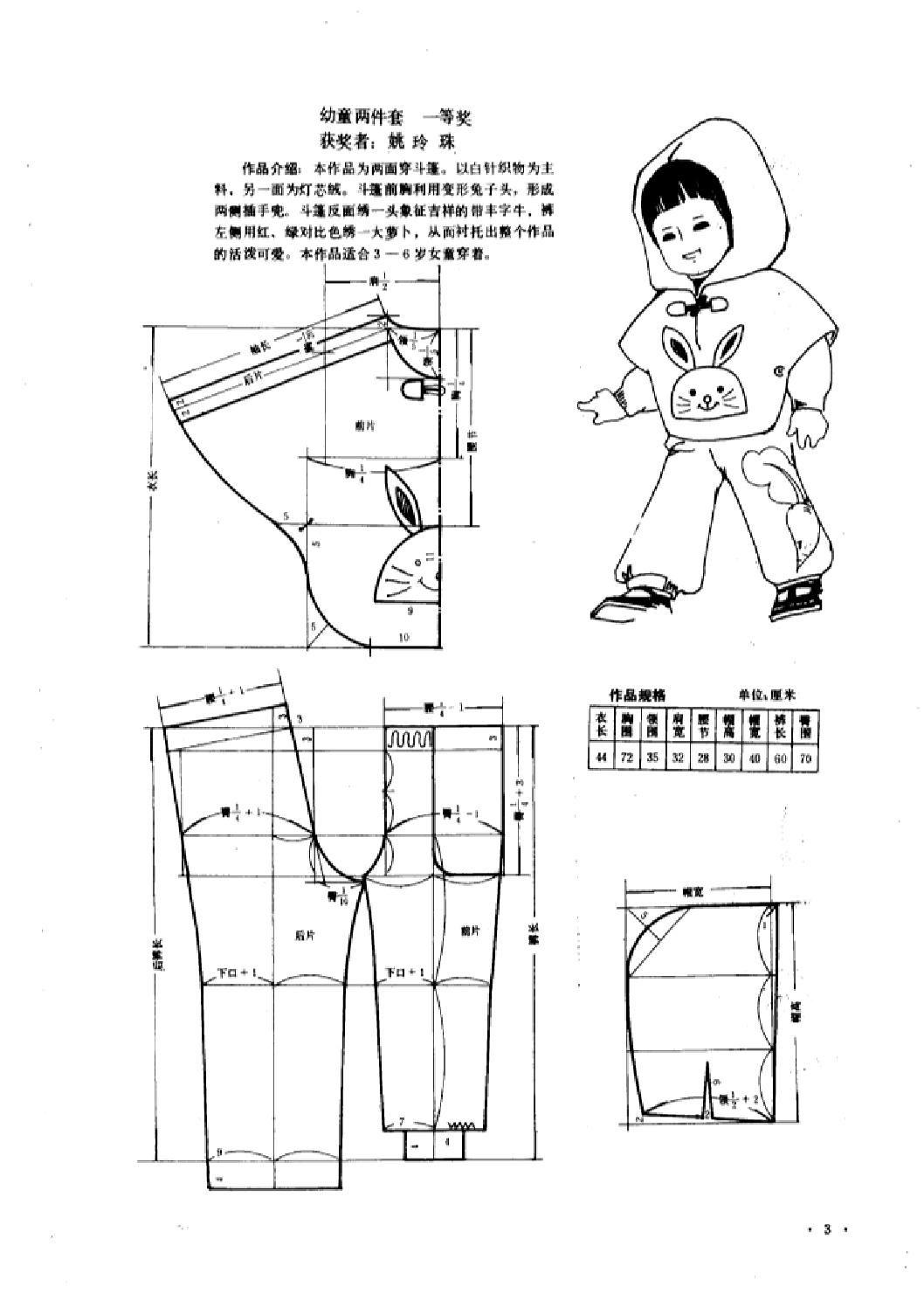 1986 kidswear  China