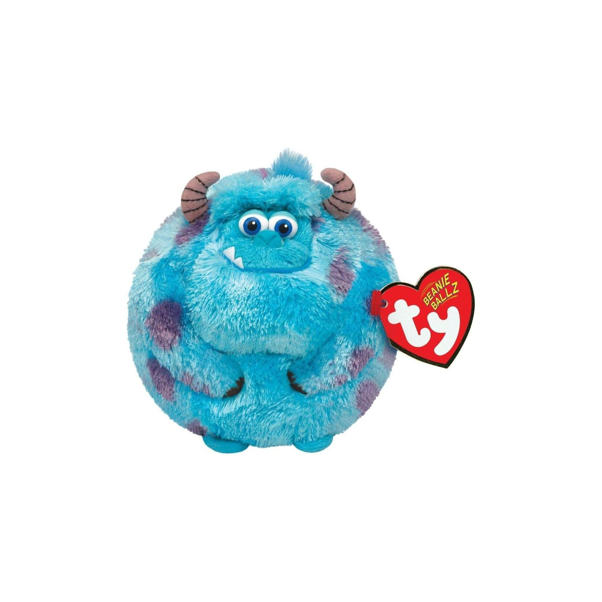 77435694636 Monsters University Ty Beanie Ballz Plush  Sully in 2019