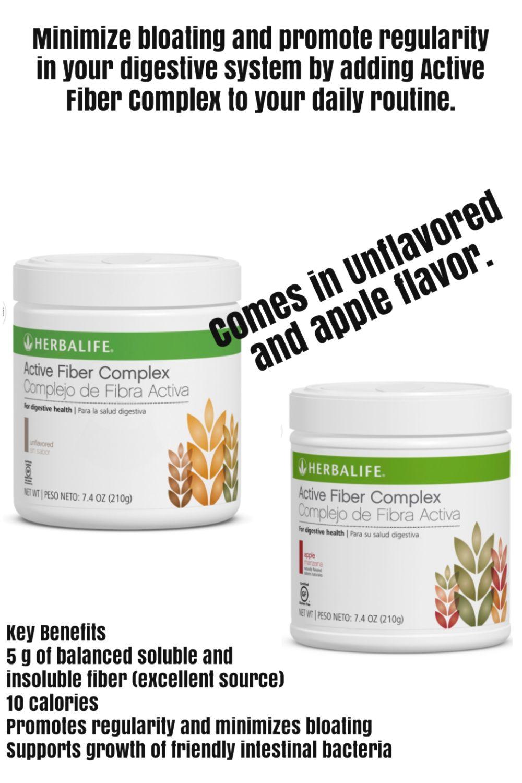 Herbalife Active Fiber In 2020 Herbalife Herbalife Shake Recipes Healthy Digestive System