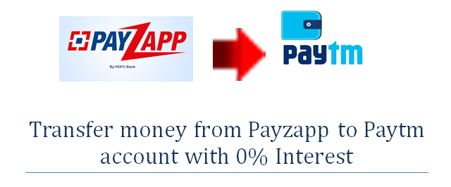 How To Transfer Money From Payzapp To Paytm