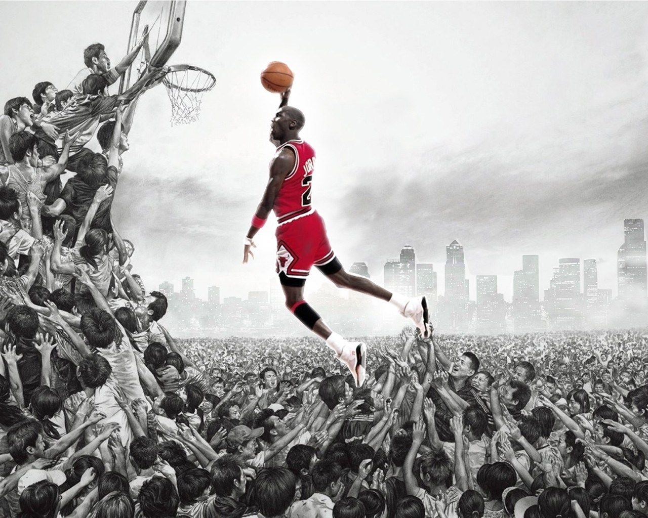 1280x1024 Pretty Chicago Bulls Michael Jordan Chicago Bulls Michael Jordan Jordan Poster