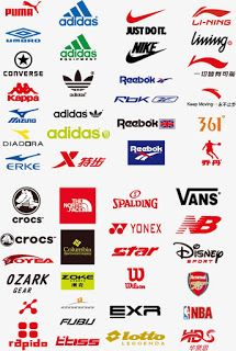 shoe brand logo Google Search Sports brand logos, Logo