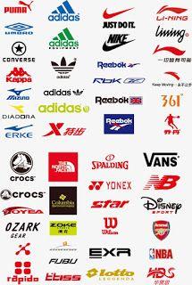 shoe brand logo - Google Search | Sports brand logos, Logo ...