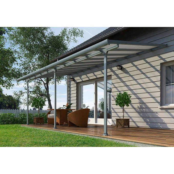 Palram Feria Patio Cover For The Home Pinterest Jpg 680x680 Como Hacer Un