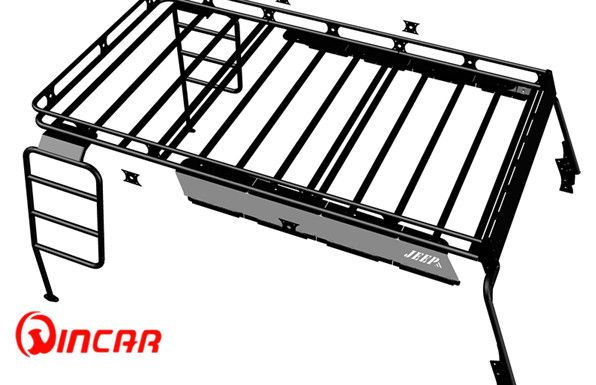 Car Roof Rack Luggage Rack Universal Off Road Truck Auto Roof