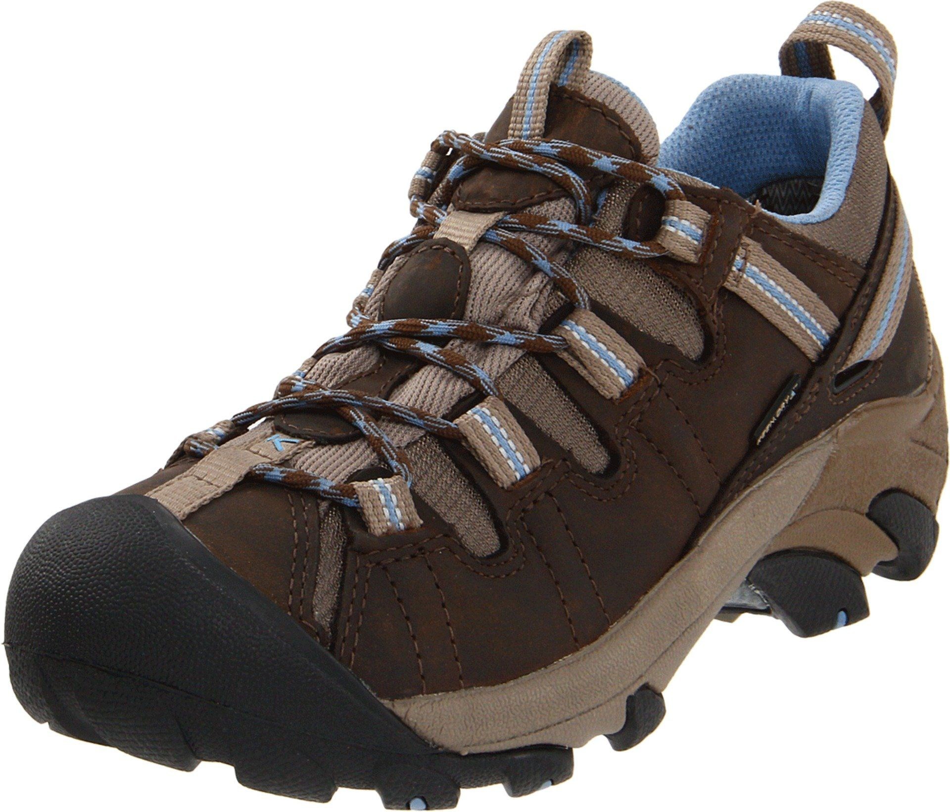 0d7ca6f7179d KEEN Women s Targhee II Waterproof Hiking Shoe