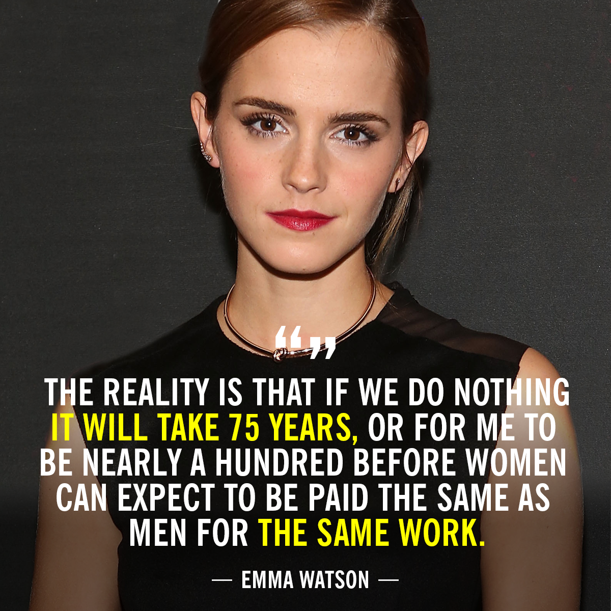28 A List Women Campaigning For Equal Pay Feminist Quotes Successful Women Quotes Womens Equality