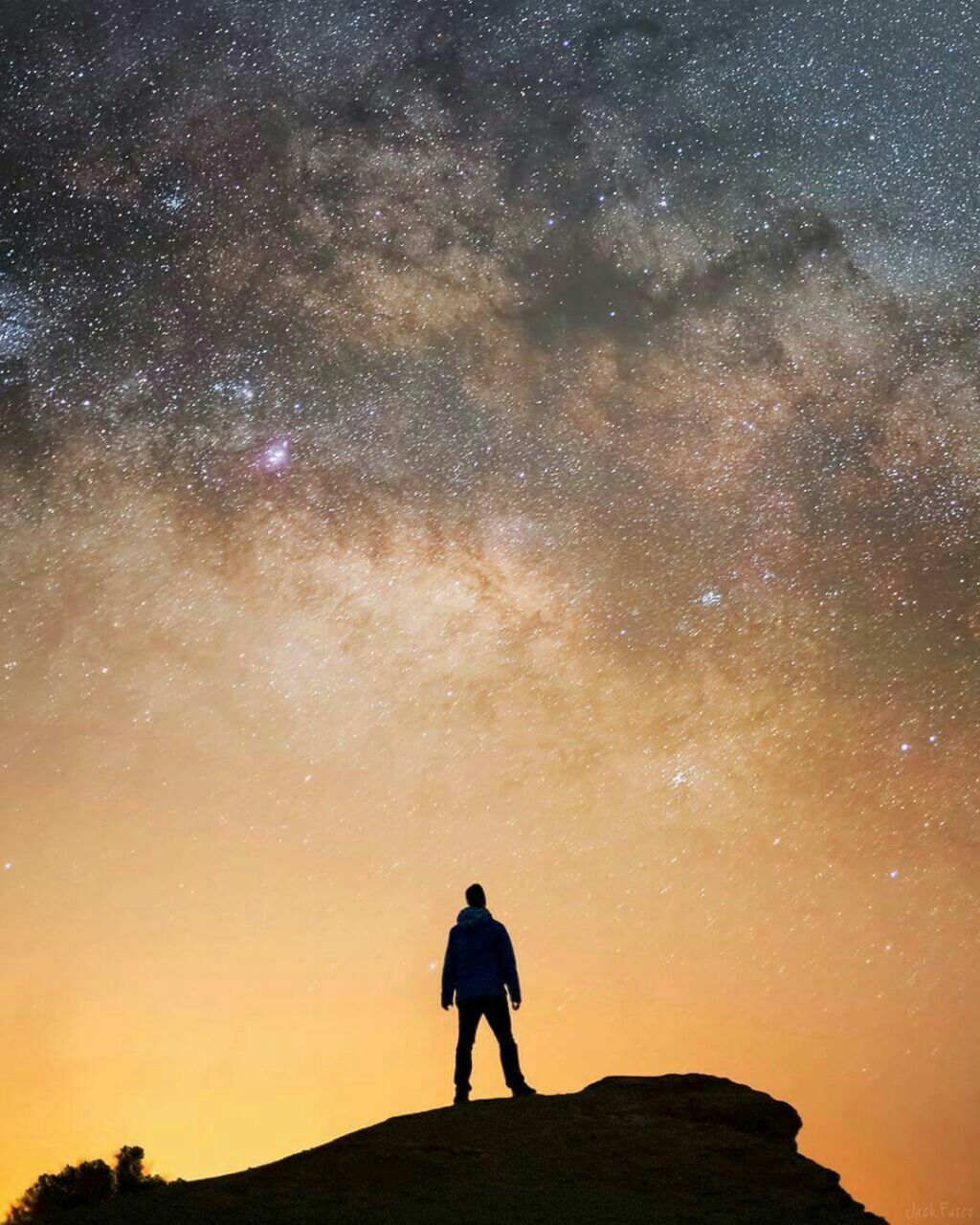 Why do we see so few stars in the sky