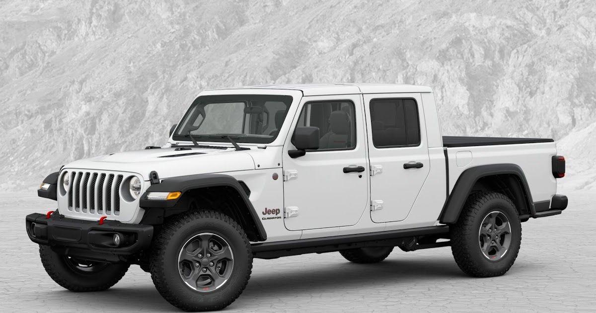 2020 Jeep Gladiator How I D Spec It Automobile Magazine In 2020 Jeep Gladiator Jeep New Jeep Truck