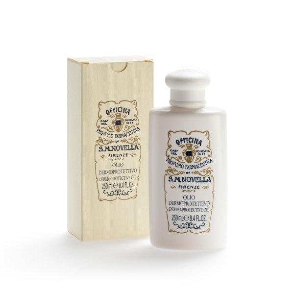 DermoProtective Oil Aloe gel, Santa maria novella, Bath gel