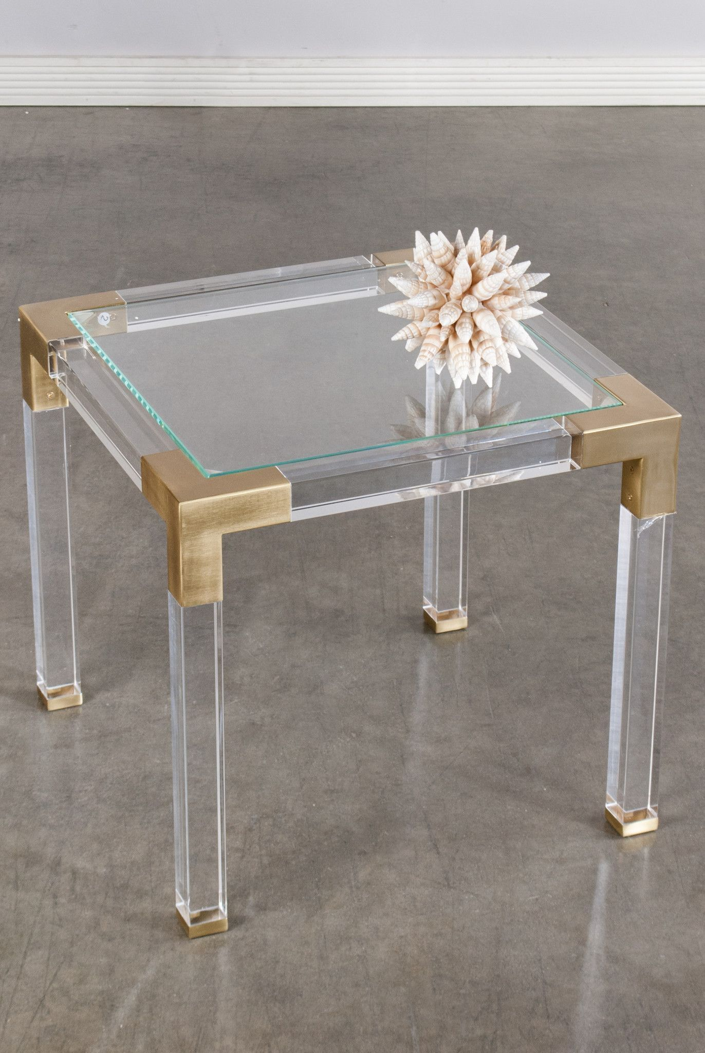 Ae661 Sierra Side Table Acrylic Side Table Side Table End Tables [ 2048 x 1372 Pixel ]