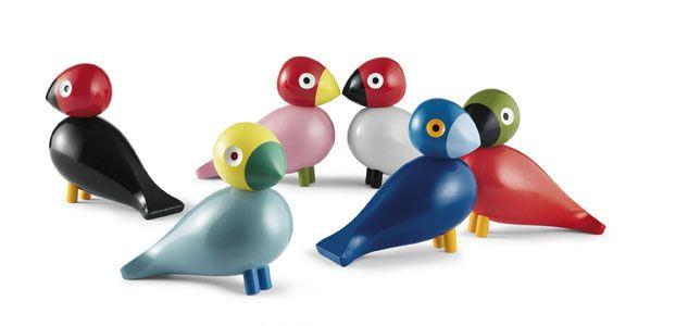 Kay Bojesen Songbirds by Rosendahl at Fjorn Scandinavian: http://www.fjorn.com/rosendahl-kay-bojesen.html