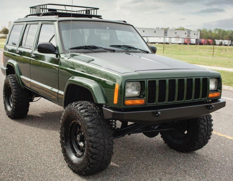 1998 Jeep Cherokee Sport Sport Utility 4Door