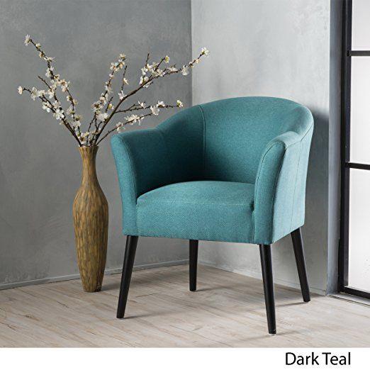 Surprising Charmaine Fabric Accent Chair In Dark Teal Annie Unemploymentrelief Wooden Chair Designs For Living Room Unemploymentrelieforg
