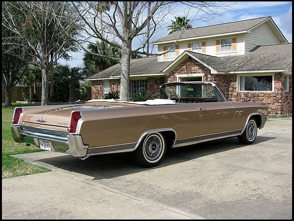 1963 Oldsmobile 98 Convertible