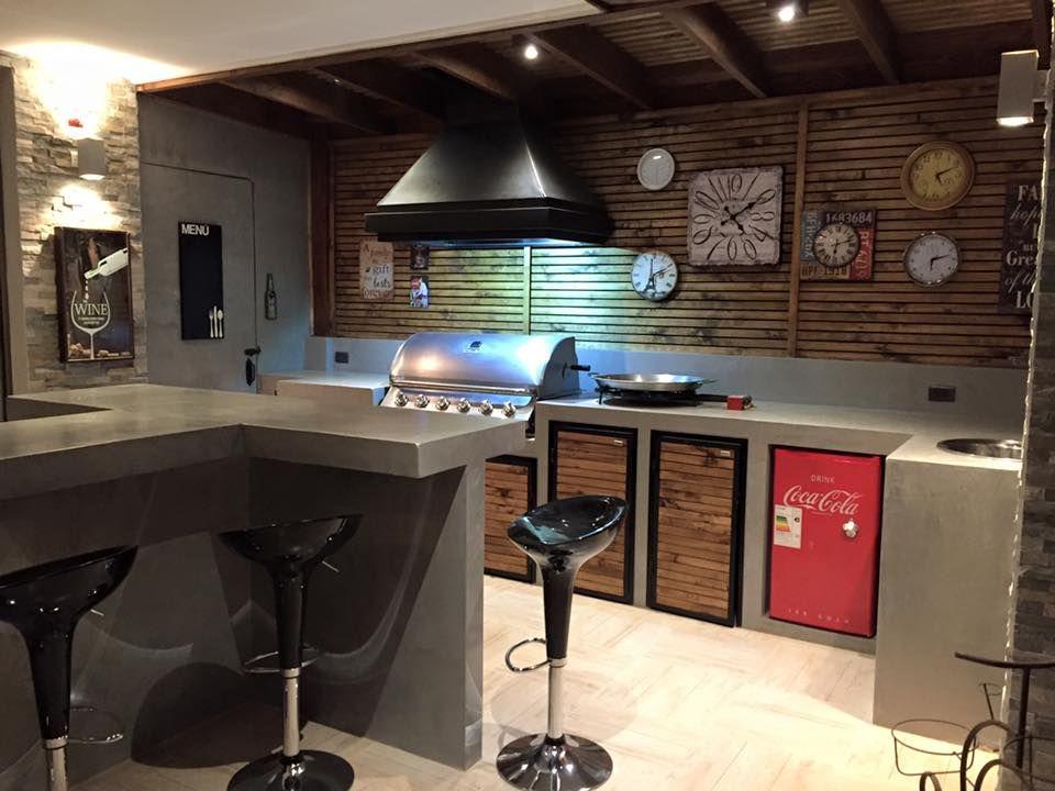 Pin De Luci Mata Rodríguez En Cocinas Bares De Cocina Al