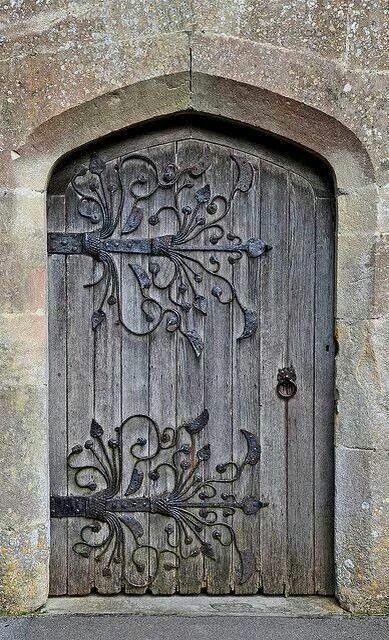 Extraordinary door hinges & Extraordinary door hinges | Castles | Pinterest | Doors Door ...