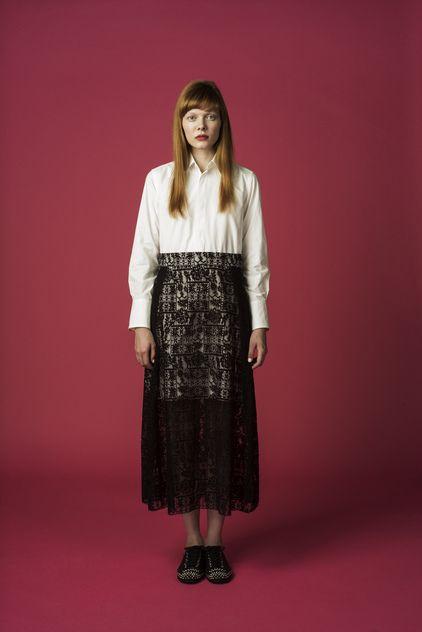 Y's by Yohji Yamamoto Ready To Wear Spring Summer 2015 Paris