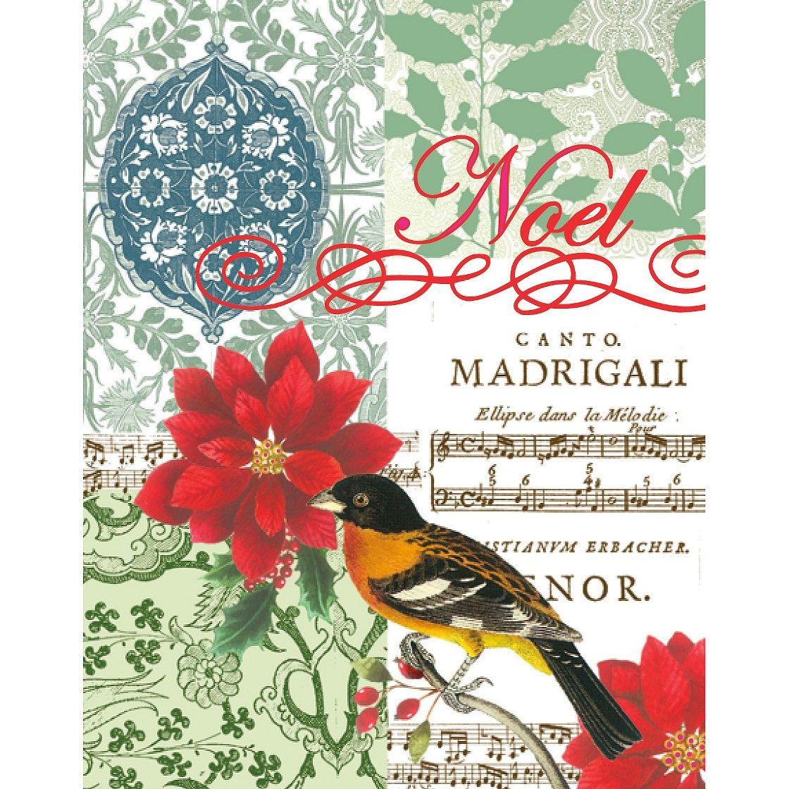 Christmas Cards Noel & Oriole Christmas cards