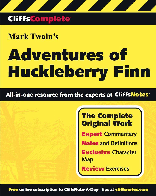 Mark Twain's The Adventures of Huckleberry