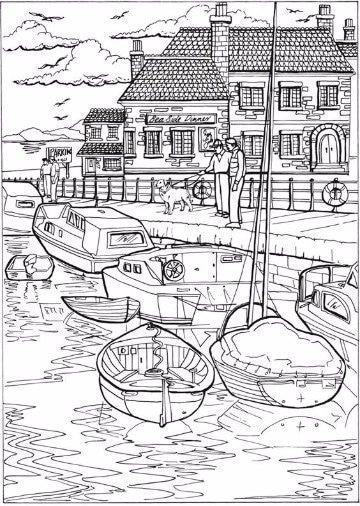 imagenes de barcos para colorear imprimir | Colorear | Pinterest ...