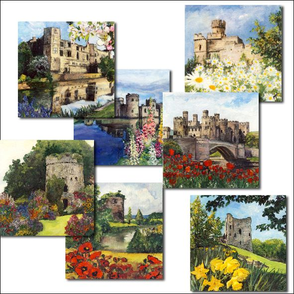 Castles and flowers cards wholesale greetings cards uk suppying castles and flowers cards wholesale greetings cards uk suppying independent gift shops m4hsunfo