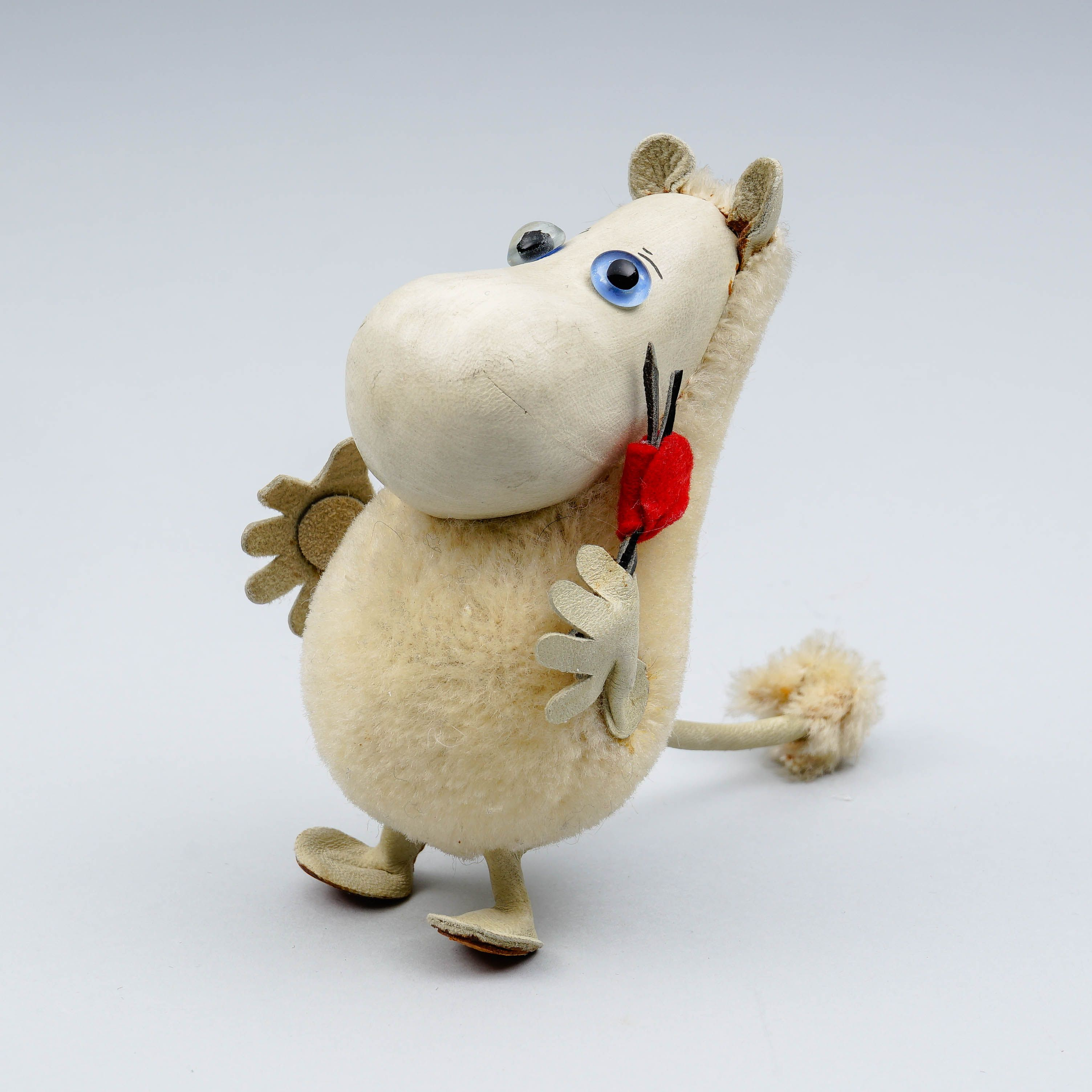 ATELIER FAUNI, Muumipeikko-figuriini.