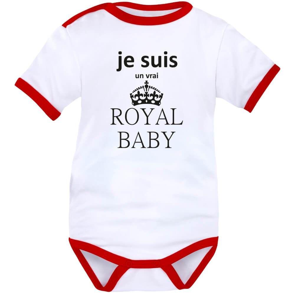 Rigolo-pour garçons Baby/'s filles-Unisexe Manches courtes-body-Humour