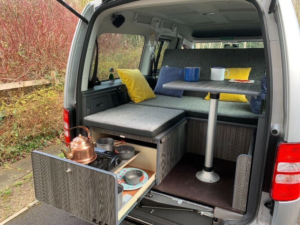 Vw caddy camper for sale