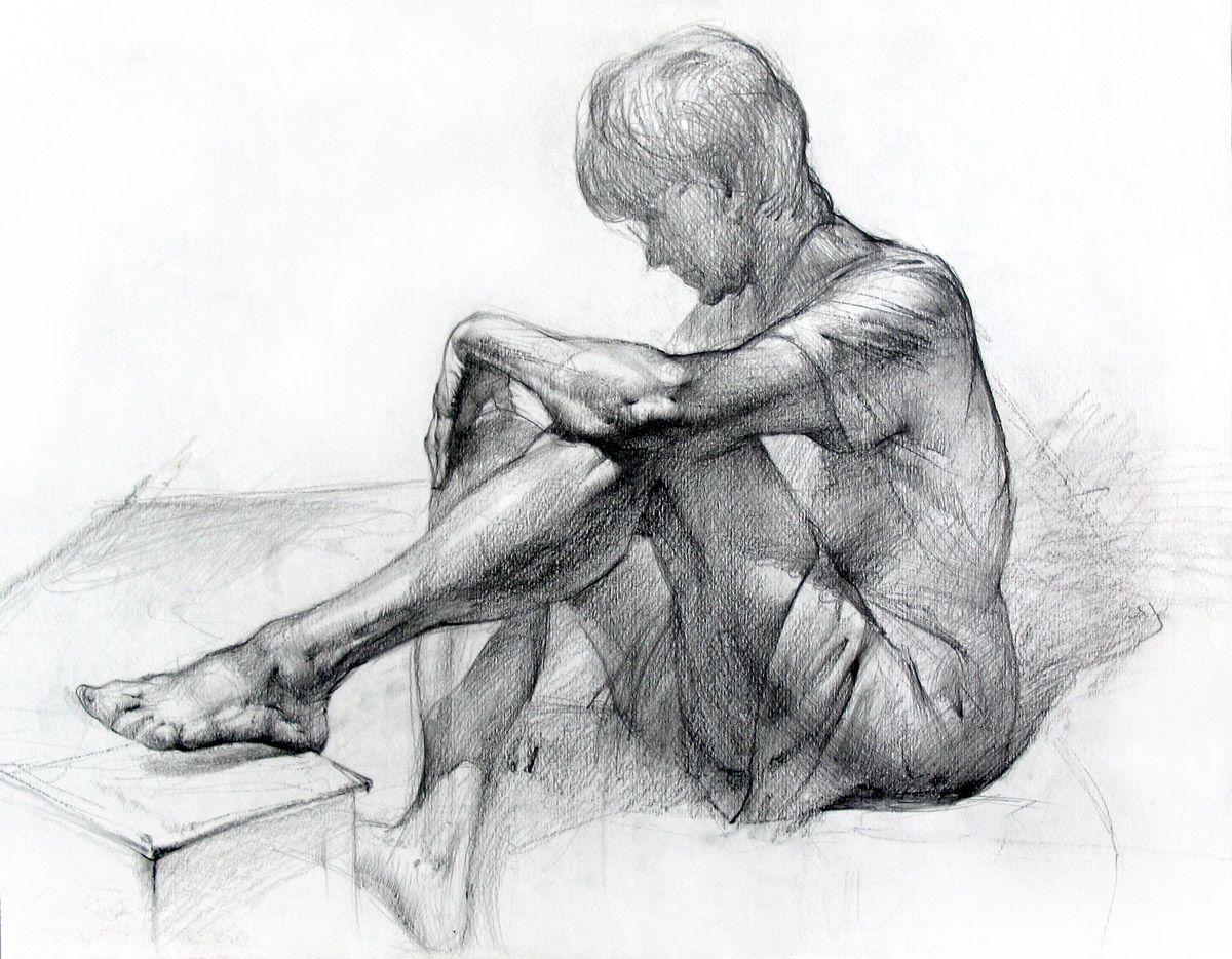 Картинки карандашом натура