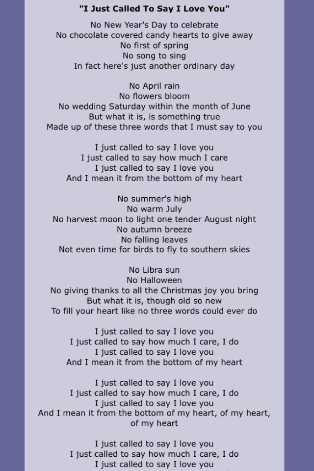 Stevie Wonder Great Song Lyrics Love Songs Lyrics 80s Songs Lyrics