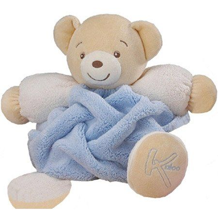 Kaloo propose aussi les doudous carrés et fins comme un mouchoir, qui sèchent à une vitesse éclair, en rose pour les filles, bleu pour les garçons et blanc, ...