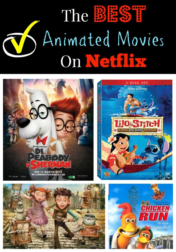 The Best Animated Movies On Netflix To Watch Now  My Teen -1800