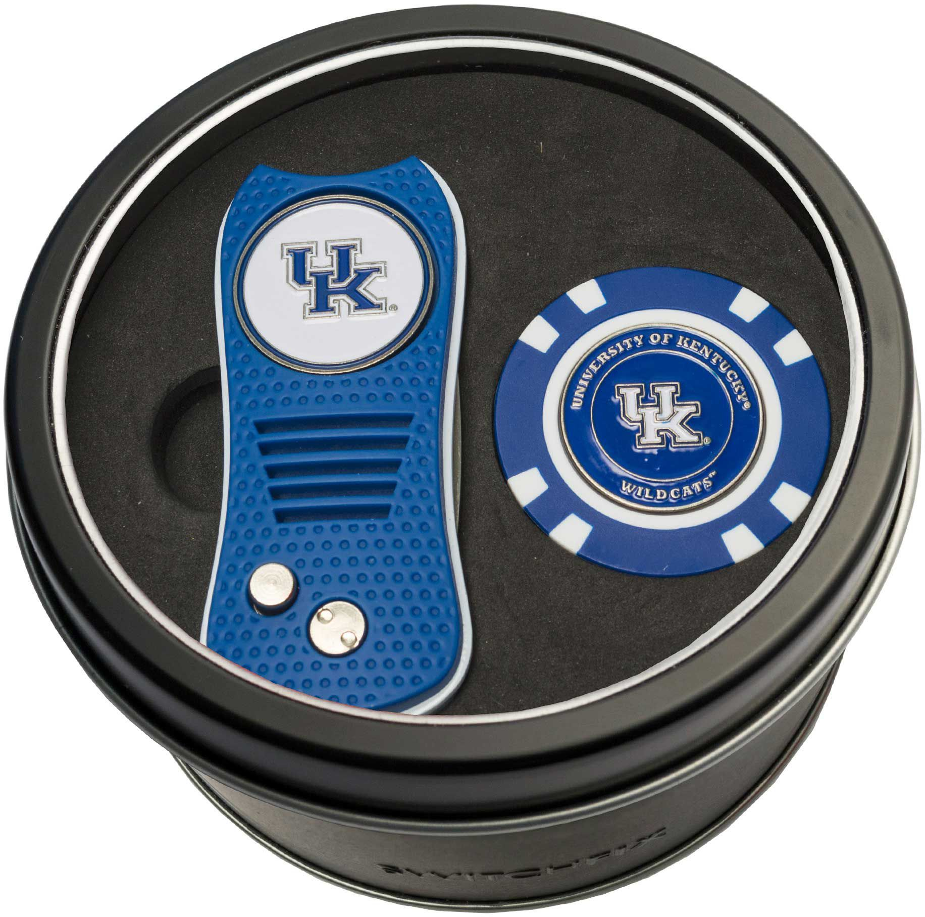Team Golf Kentucky Wildcats Switchfix Divot Tool and Poker