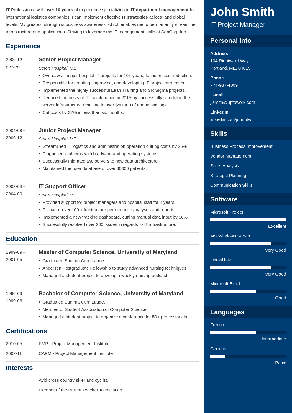 20+ Resume Templates [Fill In, Format, Download in 5