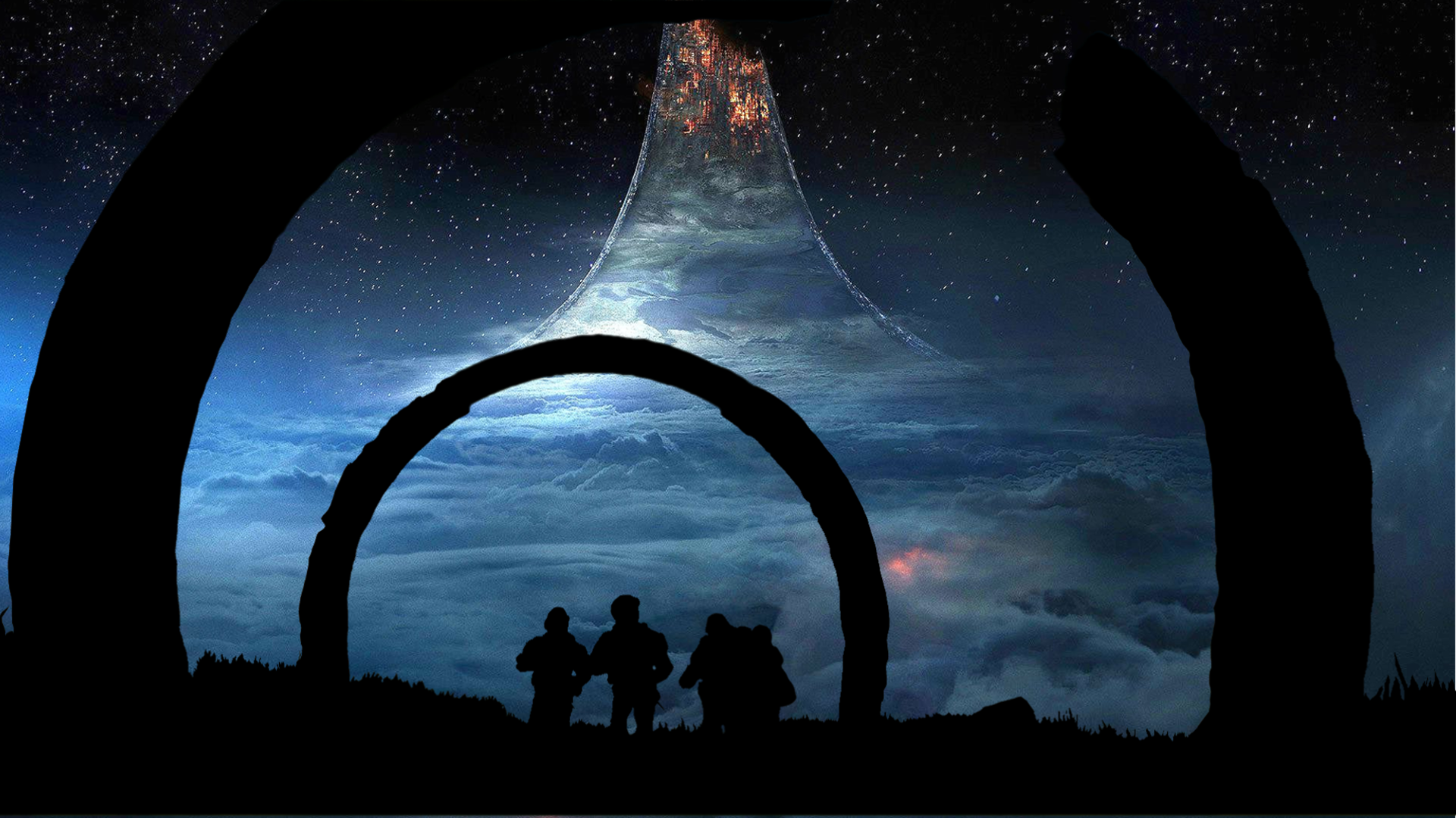 Halo Infinite Marines Wallpaper That I Created Link In Comments Hd Wallpaper Marine Games Game Artwork