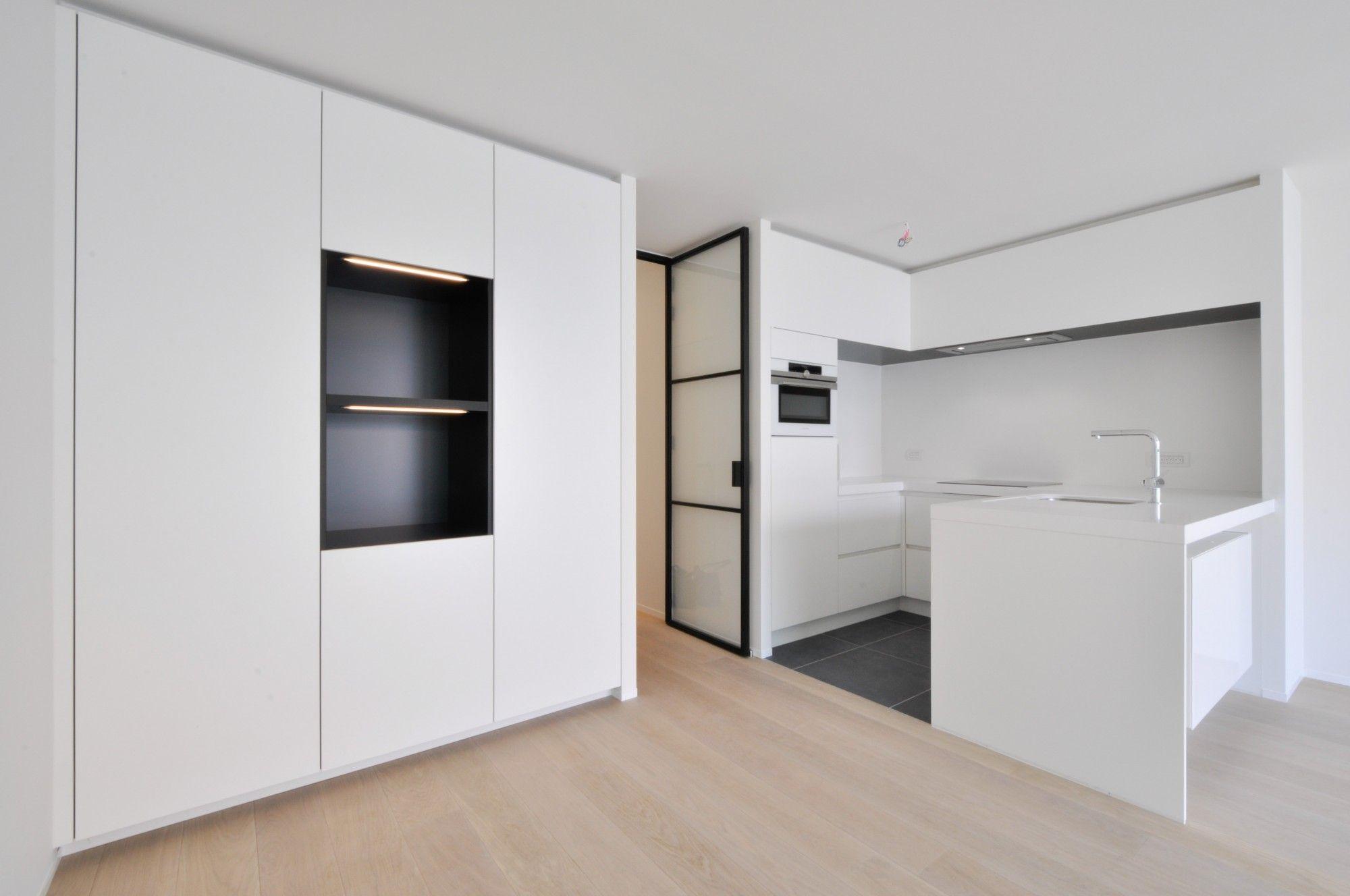 Verkoop Appartement 2 Slpk Knokke Heist Nieuwbouw Parmentierlaan Res Fuse Appartement Appartement Interieur Studio Inrichten