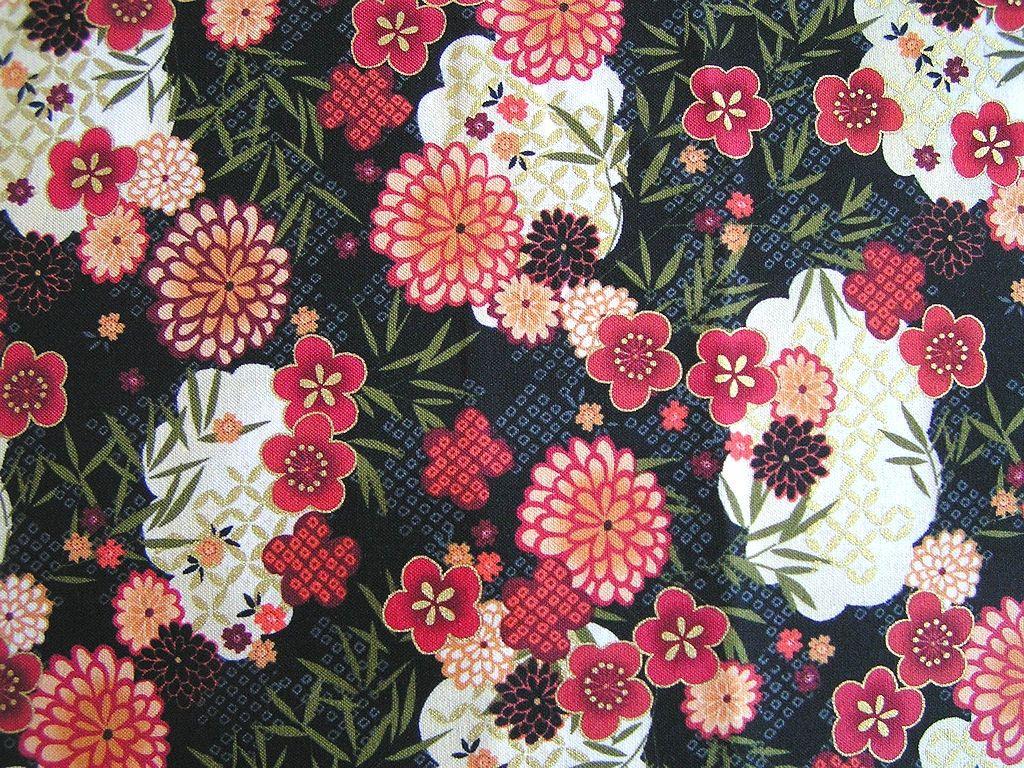 motifs floraux japonais recherche google japonisme. Black Bedroom Furniture Sets. Home Design Ideas