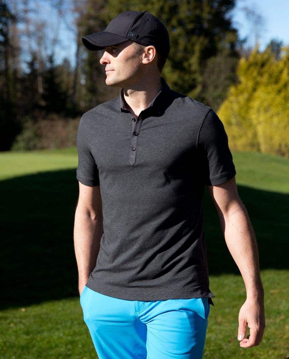 5efd14e9edf LuLuLemon Men s Essential Polo Lululemon Men