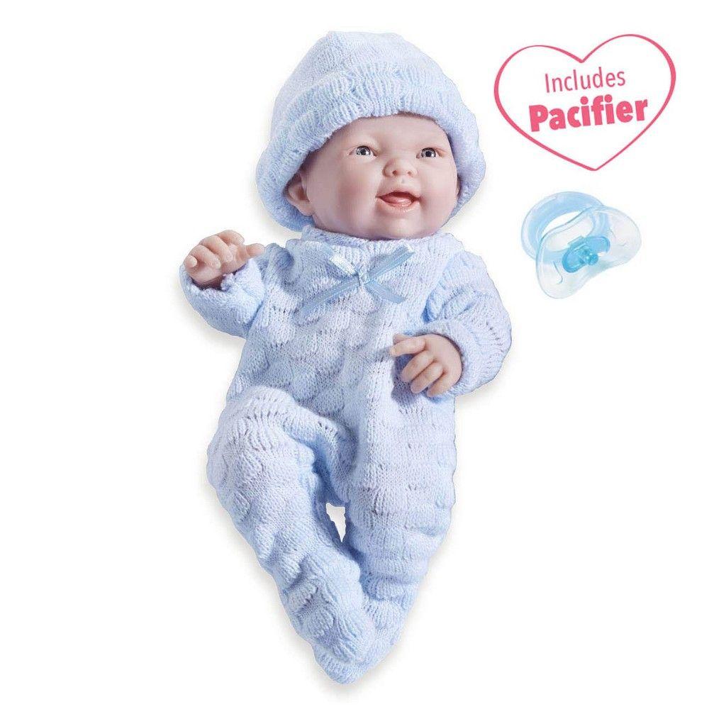 "Berenguer Mini La Newborn Doll 9.5/""  Real Boy Anatomically Correct"