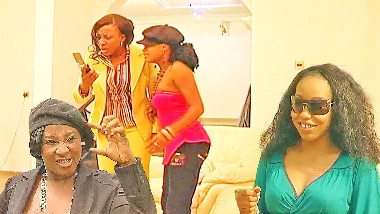 Fight Of The Two Slay Queens Rita Dominic Ini Edo 2018 Latest Nige Nigerianmmovies Nigeria Drama Iniedo Nigerian Movies African Movies Edo