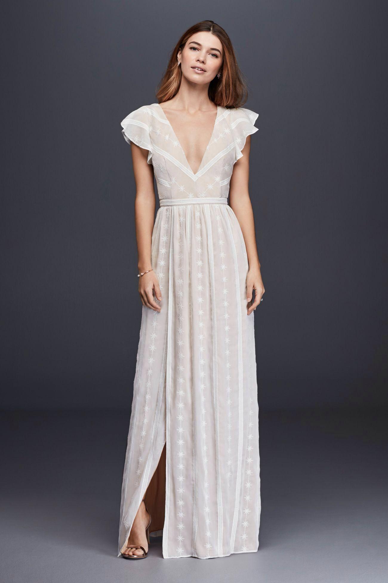 My New Favorite! www.davidsbridal.com/10758300 | W dresses ...