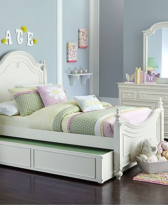 Adley Kids Bed Twin Poster Bed Kids Furniture Furniture