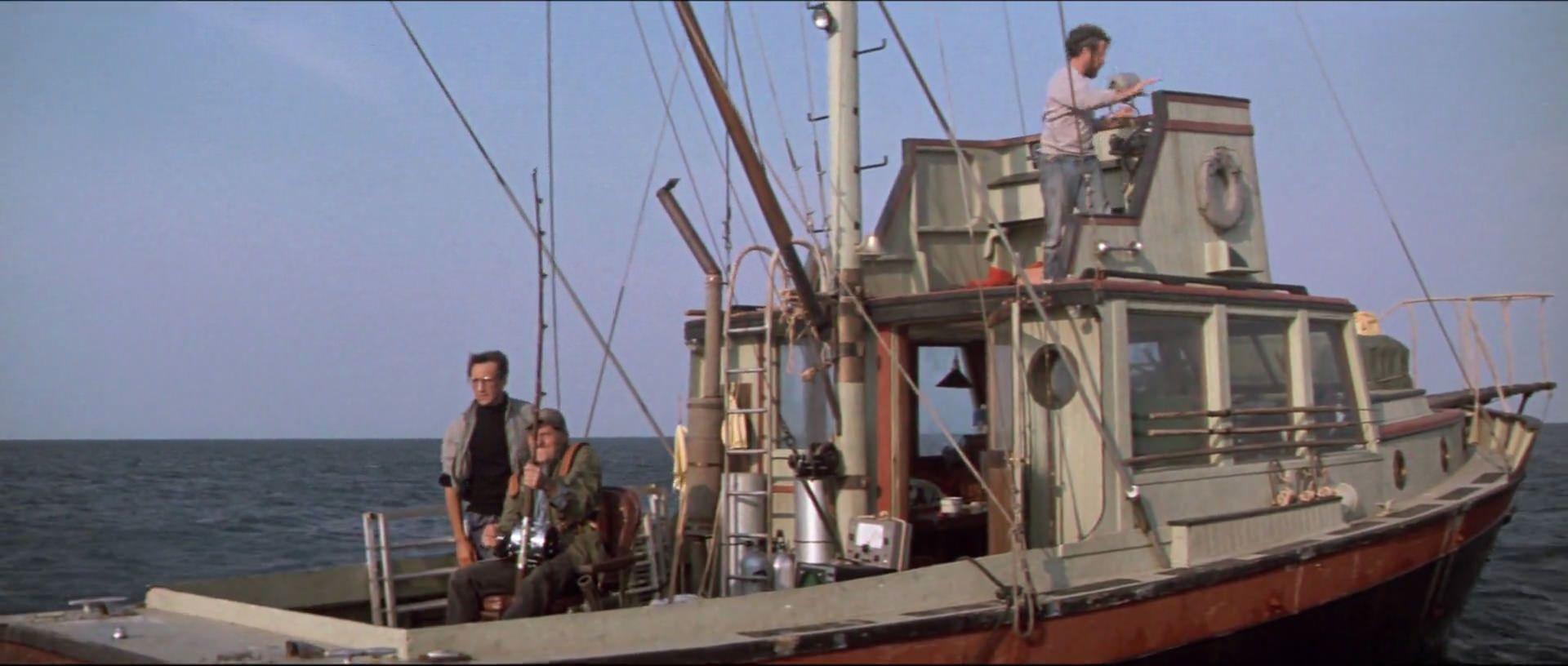 jaws 1975 movie screencapscom steven spielberg