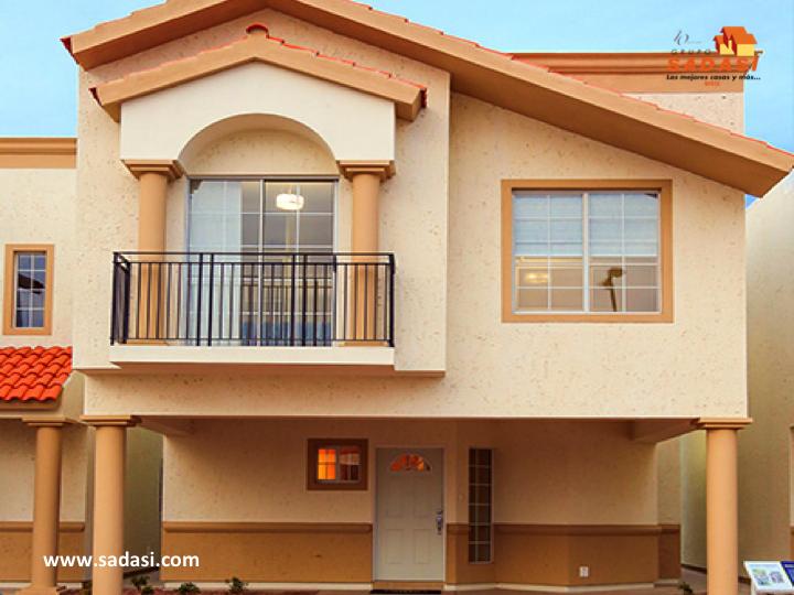 Conjuntoshabitacionales las mejores casas de m xico en for Colores de casa para afuera