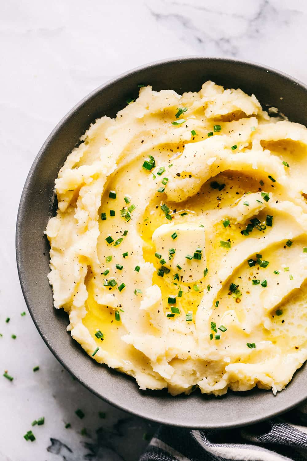 Dad S Famous Mashed Potatoes Are Always The Star Of A Dinner Table Perfectly Creamy Buttery And They H Vegetables Recipes Side Mashed Potato Recipes Recipes